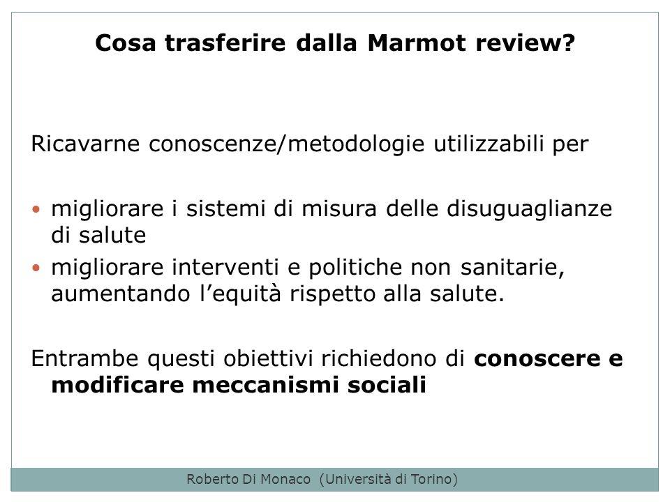 Roberto Di Monaco (Università di Torino) intendiamo processi creati/alimentati/rafforzati dalla politica capaci di generare, attraverso un effetto causale, un impatto.