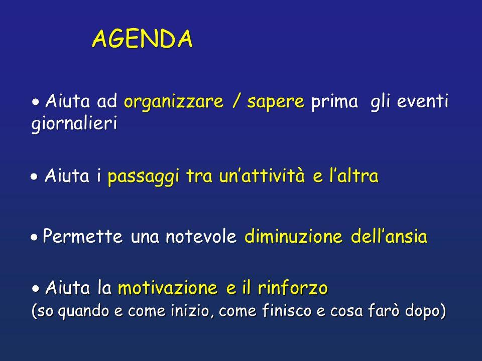 Aiuta ad organizzare / sapere prima gli eventi giornalieri Aiuta ad organizzare / sapere prima gli eventi giornalieri Aiuta i passaggi tra unattività