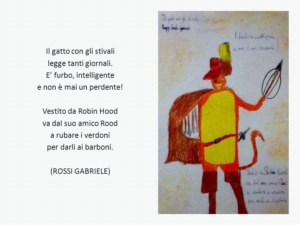 Il marchese di Carabà ha goduto di una ricca eredità, grazie al gatto con gli stivali che sa realizzare piani reali.