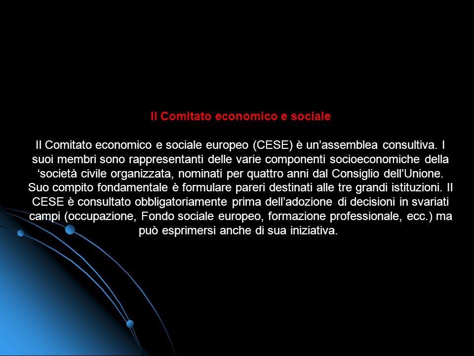 La Corte dei conti Istituita nel 1975, la Corte dei conti europea si compone di un cittadino per paese dellUnione, nominato per un mandato di sei anni