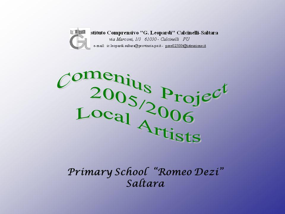 Primary School Romeo Dezi SALTARA 3th class