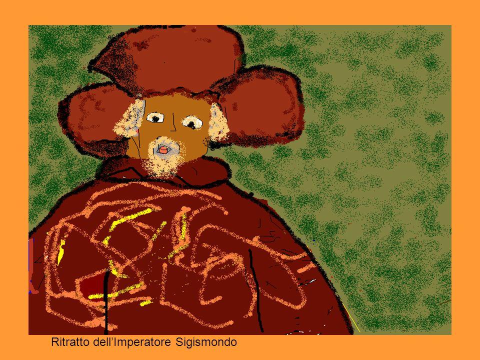 Ritratto dellImperatore Sigismondo