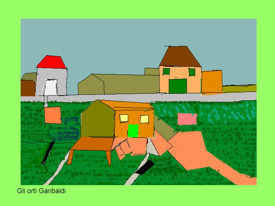 Gli orti Garibaldi