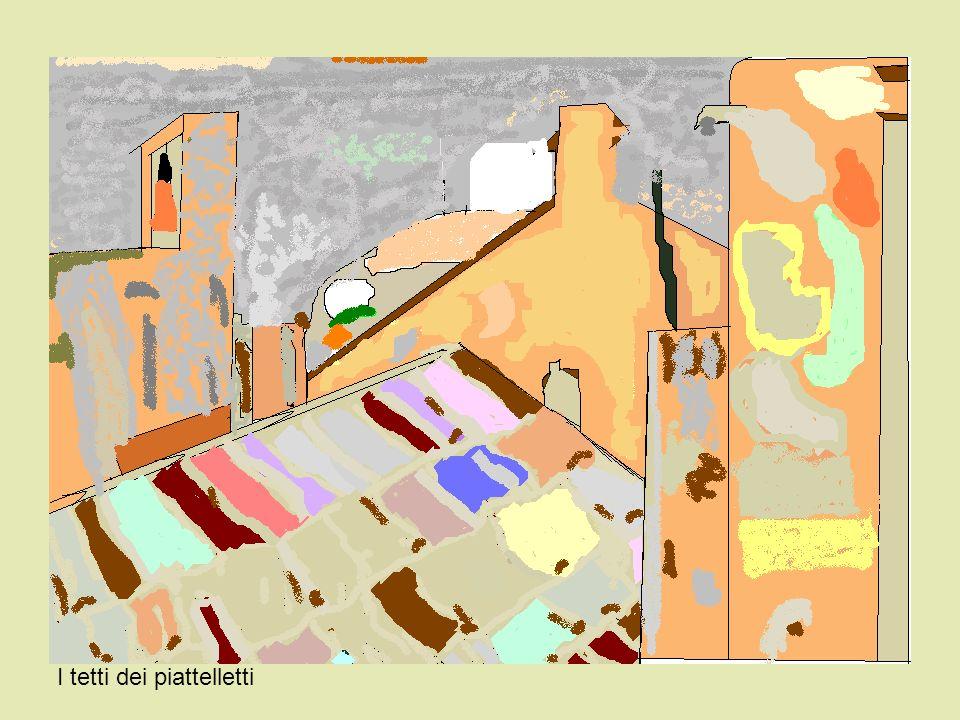 I tetti dei piattelletti