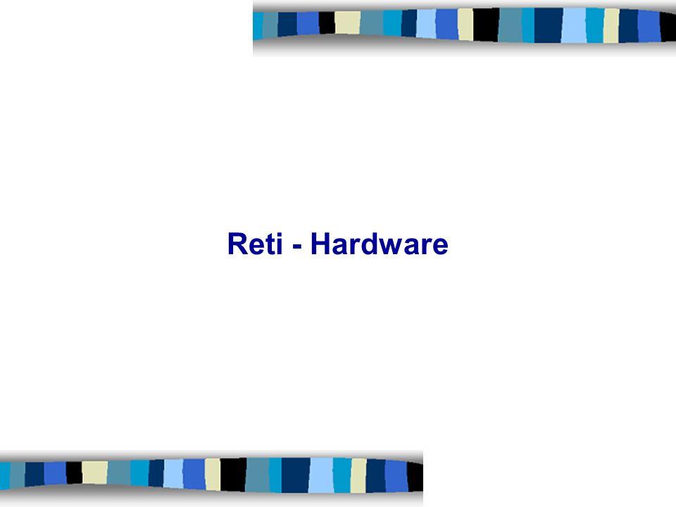 Reti - Hardware