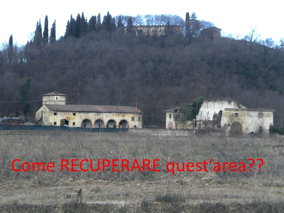 Come RECUPERARE questarea