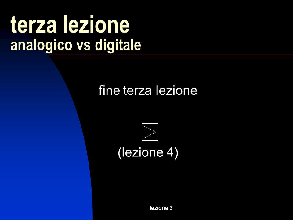 lezione 3 lalgoritmo (II)