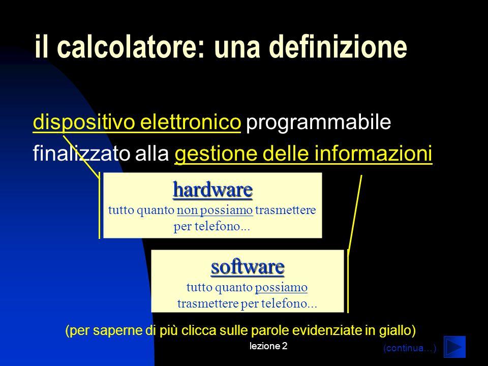 lezione 2 perché dati strutturati.