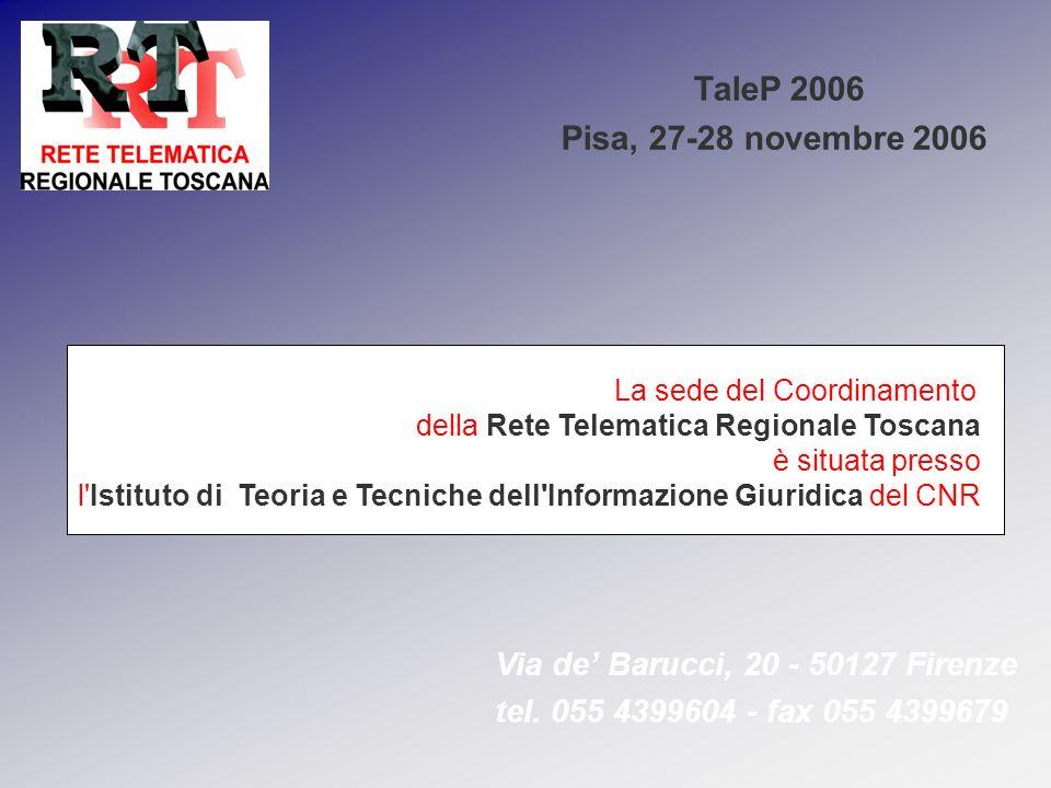 Via de Barucci, 20 - 50127 Firenze tel.