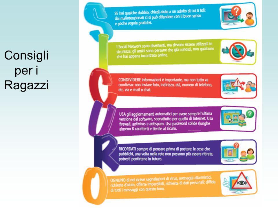 Questura di Milano e Compartimento Polizia Postale e delle Comunicazioni Lombardia Ufficio Regionale Scolastico per la Lombardia Osservatorio Nazionale Abusi Psicologici Microsoft Siate per i vostri figli occhi che guardano http://www.youtube.com/watch?v=NGoBcMcdHd8