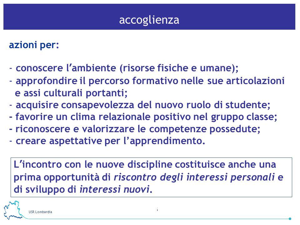 USR Lombardia 26 strumenti per acquisire informazioni siti per indagare professioni http://bdprofessioni.inail.it http://www.cliclavoro.gov.it/ http://www.professioni.info/ opportunità lavorative http://excelsior.unioncamere.net/ http://www.jobtel.it/excelsior/ offerta formativa universitaria http://www.universo.miur.it/ http://www.off.miur.it/ siti delle singole università offerta orientativa universitaria sezione orientamento delle singole università sitografia