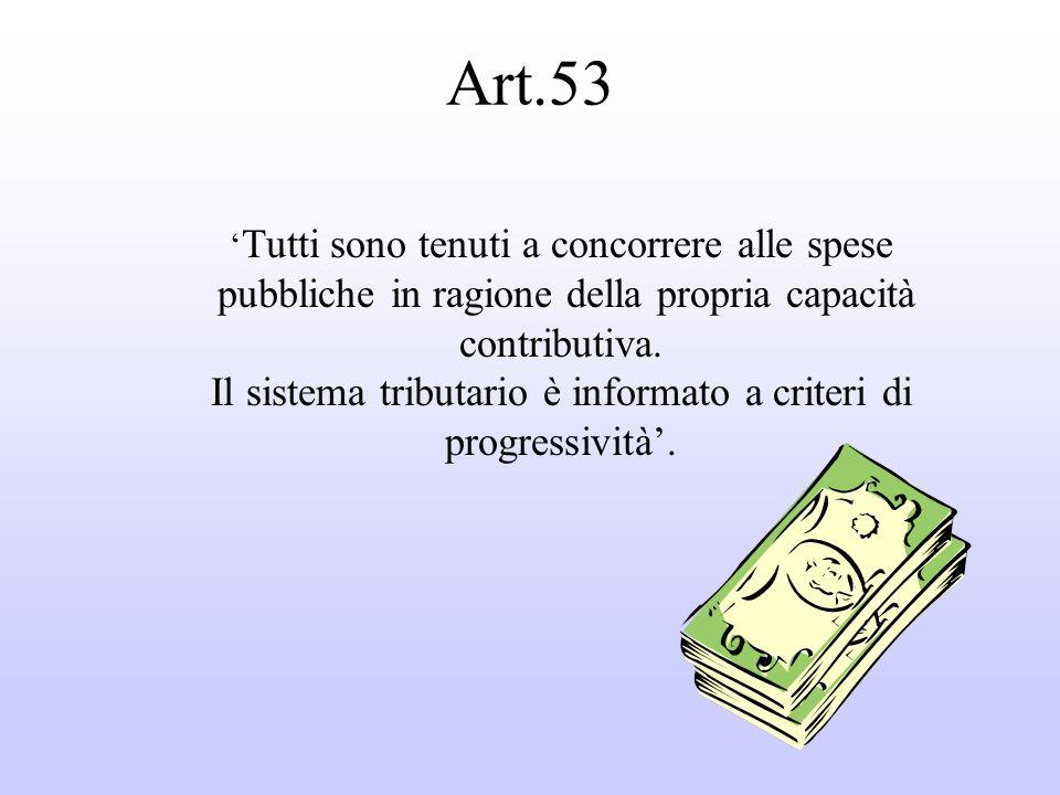 Le regole della nostra società vengono fissate dalle leggi. La legge fondamentale dello Stato è la Costituzione entrata in vigore il 1° gennaio 1948.