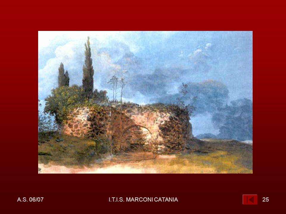 A.S. 06/07I.T.I.S. MARCONI CATANIA25