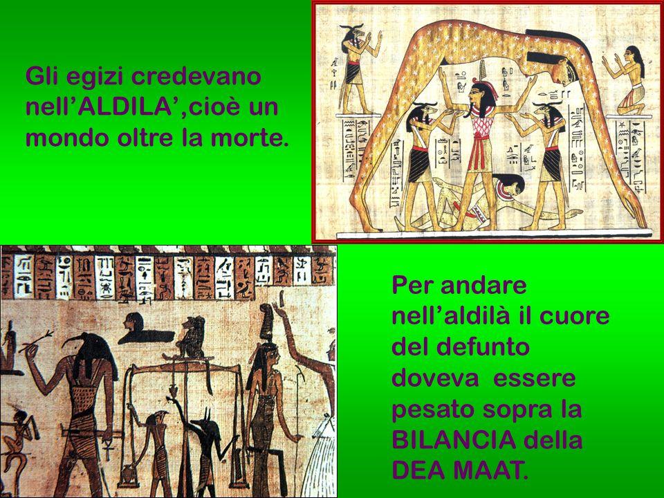 Per gli egizi il NILO era molto importante,perché cera un ANIMALE SACRO; SOBEK il dio coccodrillo.