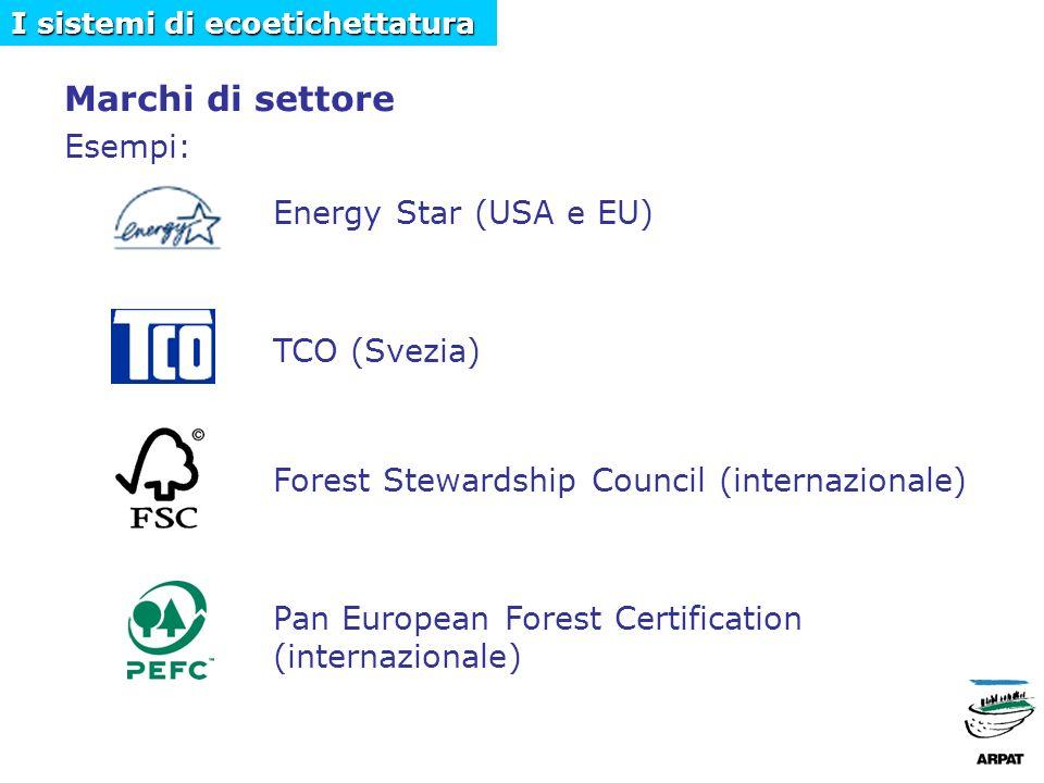 FSC I sistemi di ecoetichettatura