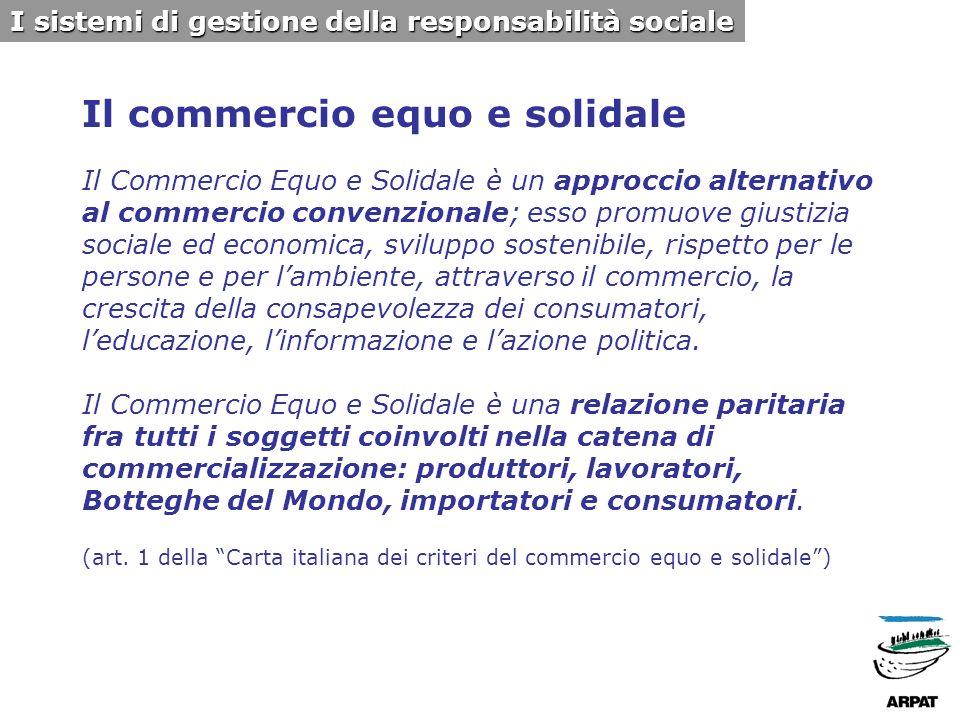 Come introdurre il commercio equo e solidale negli acquisti pubblici.