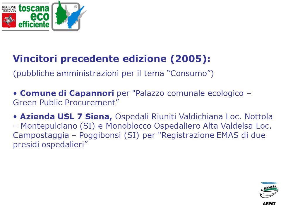 Contatti: Simone Ricotta ARPAT A.F.Educazione Ambientale Via N.