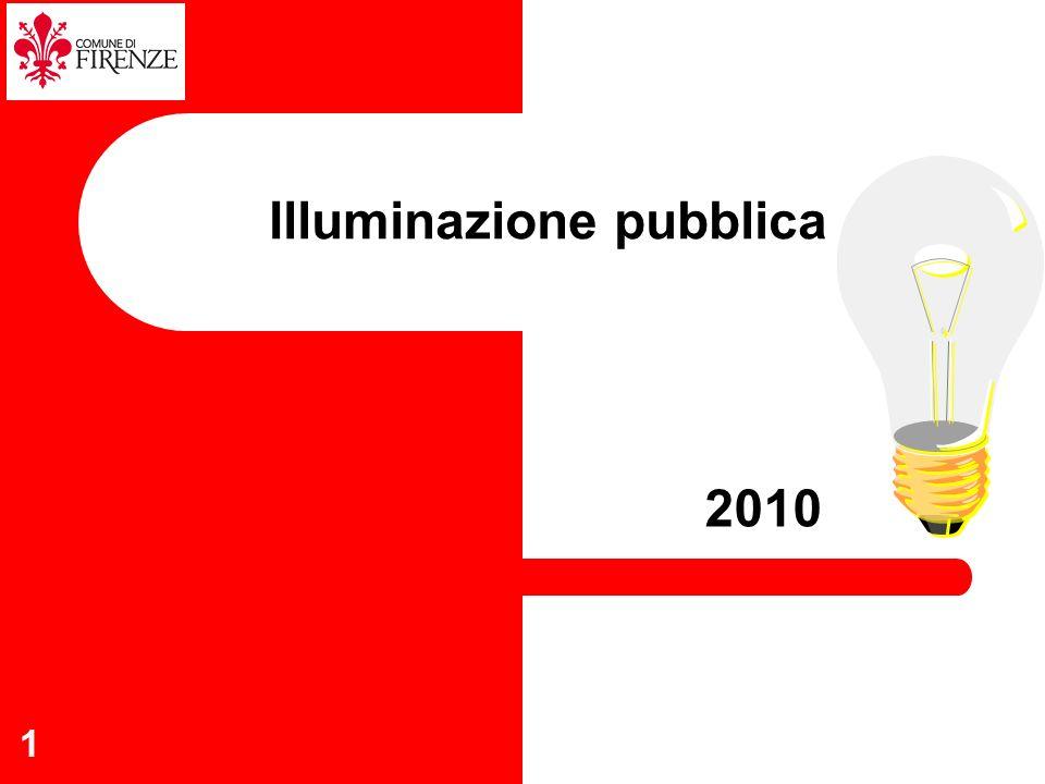1 Illuminazione pubblica 2010