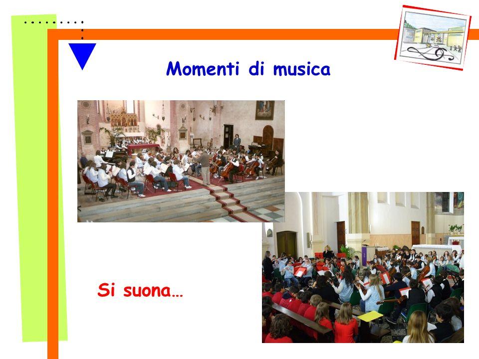 Momenti di musica Si suona…