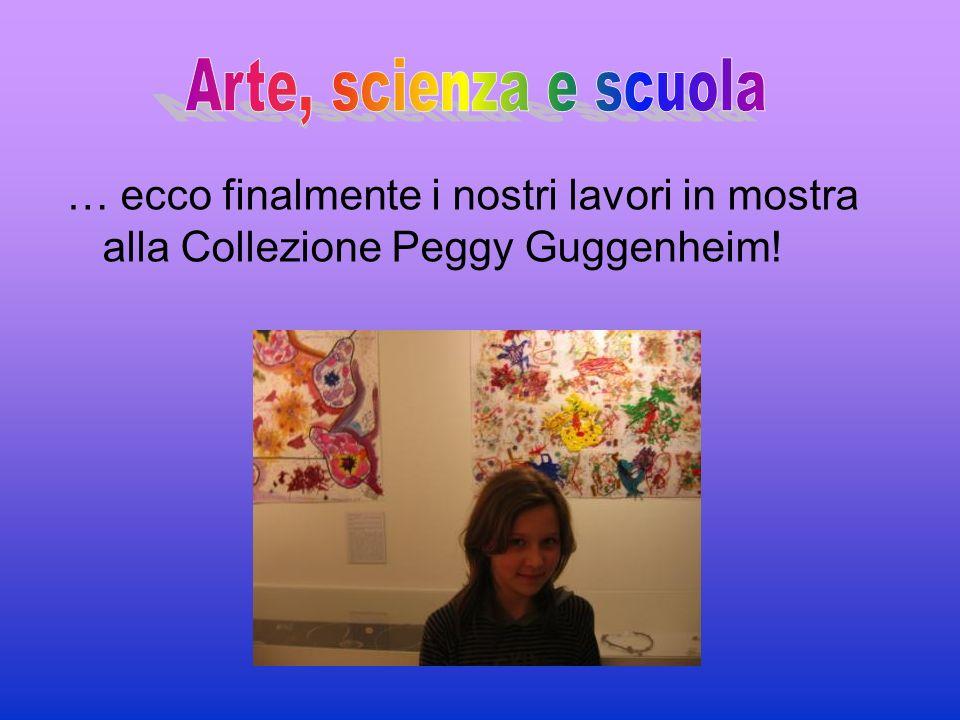 Le classi quinte hanno realizzato dei vetrini artistici alla scuola secondaria G. Zanellato