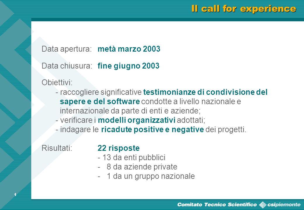 0 Renzo Rovaris, Direttore Generale CSI-Piemonte Software, dati e saperi: le esperienze dei protagonisti Software, dati e saperi: le esperienze dei pr