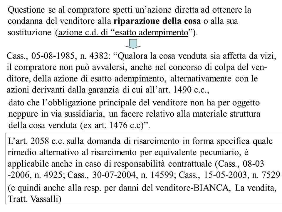-Cass., 3.1.1994, n.
