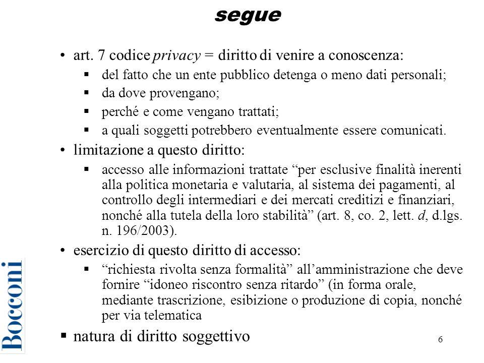 27 La natura del giudizio incidentale ex art.21, l.