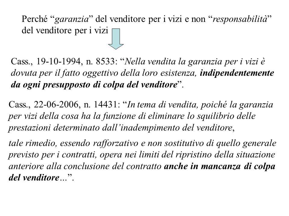 Cass., 19-10-1994, n.