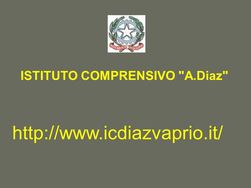 http://www.icdiazvaprio.it/ ISTITUTO COMPRENSIVO