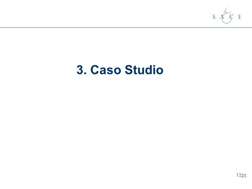 12 3. Caso Studio /23