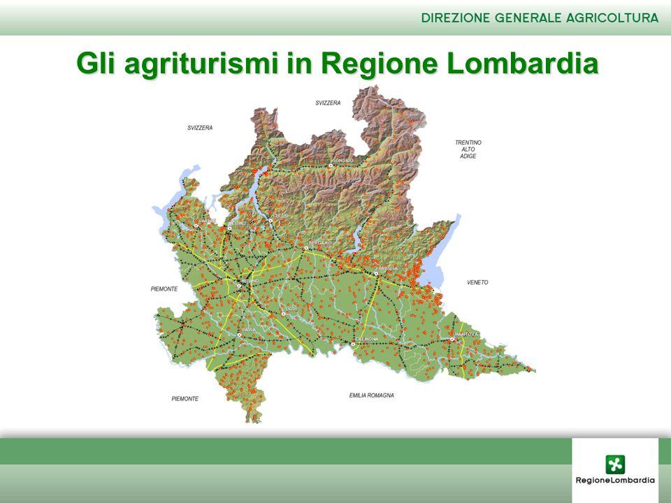 (Fonte Osservatorio Agriturismi – Dati Province) Distribuzione dei servizi negli agriturismi attivi e in attesa della Provincia di Monza e della Brianza (n.