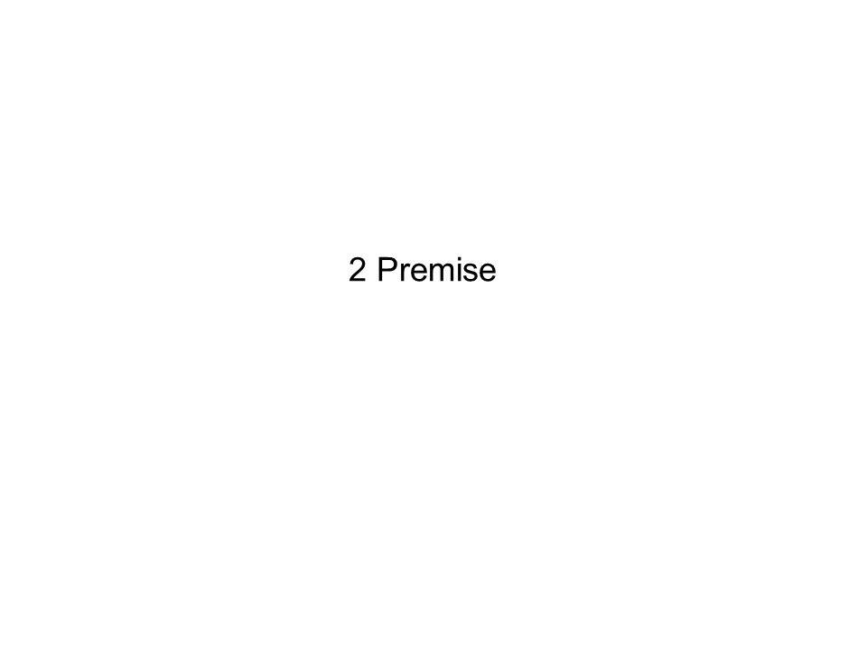 2 Premise