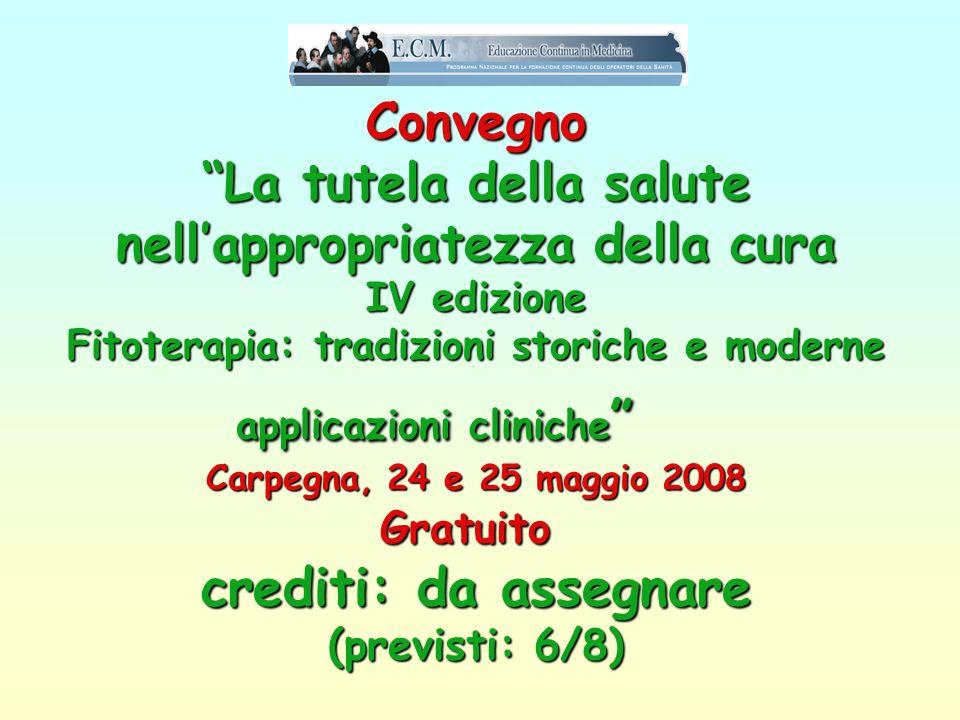 Le rinocongiuntiviti M.P. Forciniti, G. Pellegrini 2 edizioni: Pesaro, date da definire Posti: 120 Costo: 20,00 crediti da assegnare (previsti 8)