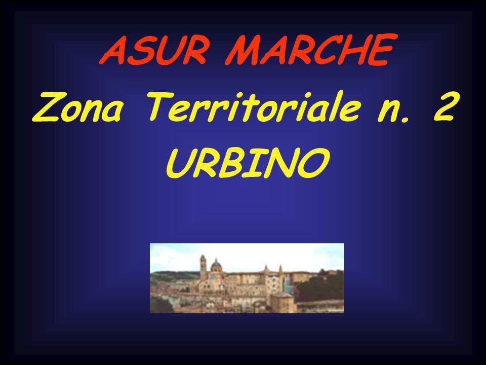 ASUR MARCHE Zona Territoriale n. 2 URBINO