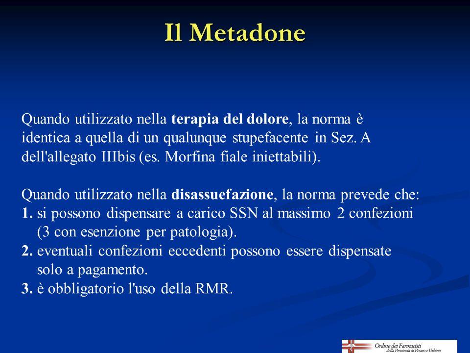 Il Metadone Dr.