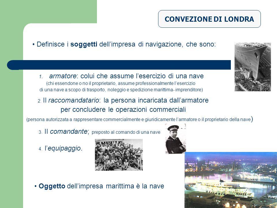 Tipologie di contratti- Trasporto marittimo C.