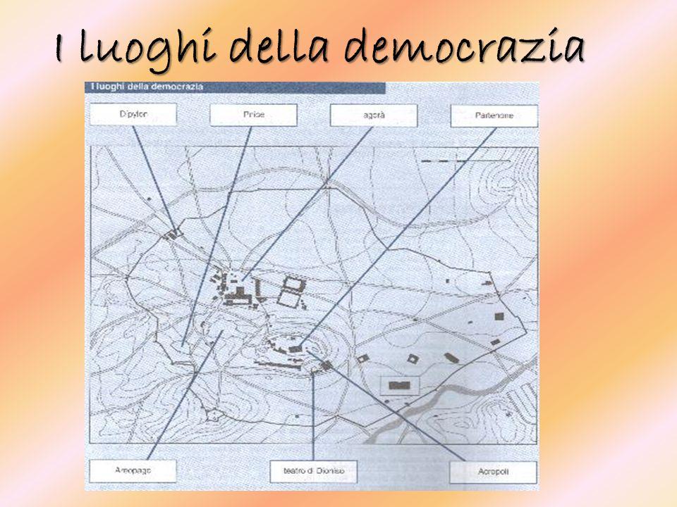 I luoghi della democrazia