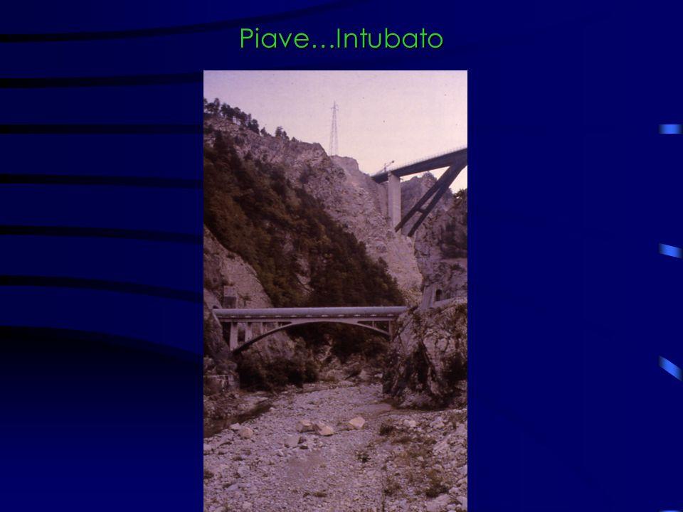 Piave…Intubato