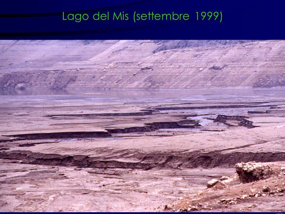 Lago del Mis (settembre 1999)