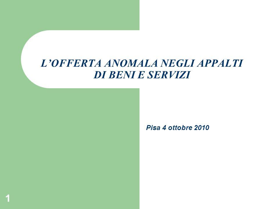 62 Assenza di parametri normativi: i commi 1173 e 1174 dellart.