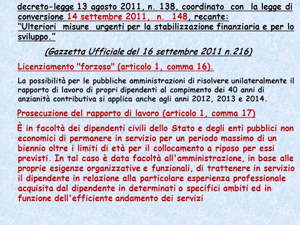 Le altre prestazioni : Pensione di inabilità PER TUTTI (art.