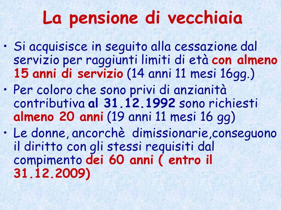 SENTENZA DELLA CORTE DI GIUSTIZIA EUROPEA – LA LEGGE 102/2009 INTRODUCE 5 SCALINI PER LA PENSIONE DI VECCHIAIA DELLE DONNE DIPENDENTI DEL PUBBLICO IMPIEGO (CASSA STATO E CPDEL) età