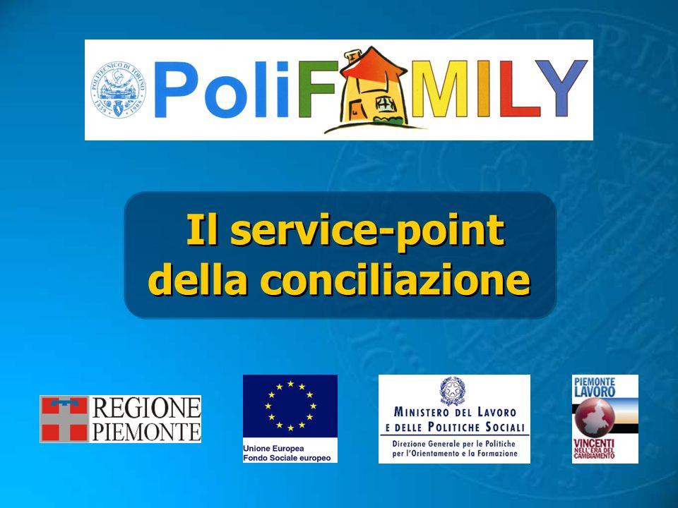 Il service-point della conciliazione Il service-point della conciliazione