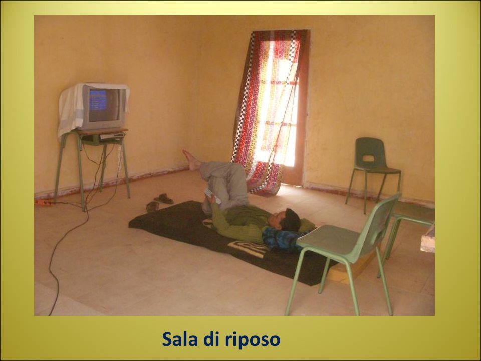 Sala di riposo