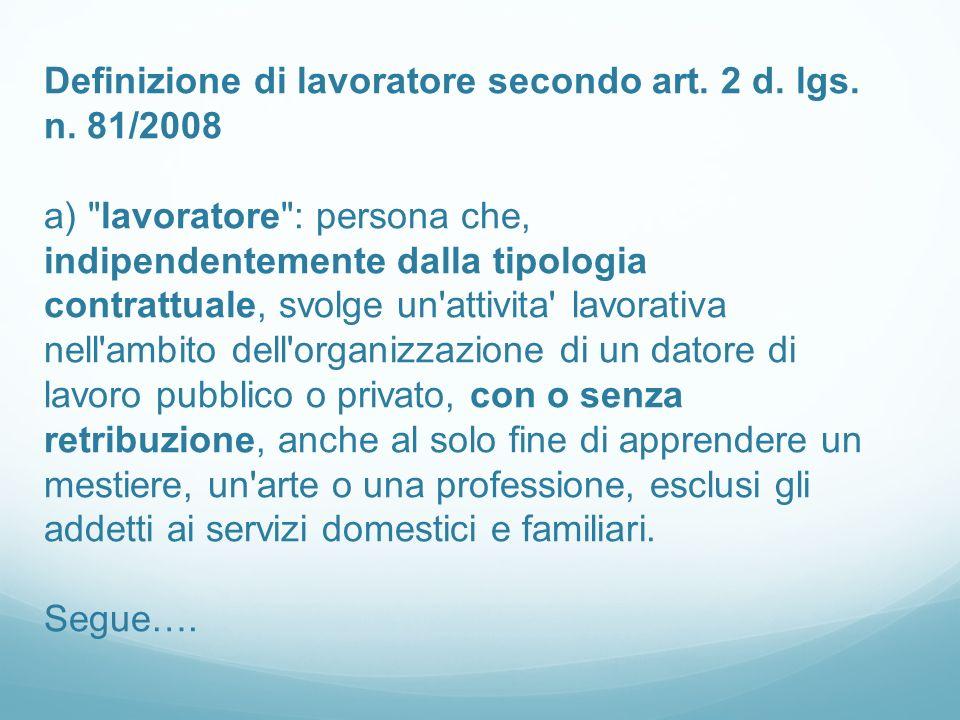 - RISCHI SPECIFICI COMMITTENZA AI SENSI DEL D.LGS.