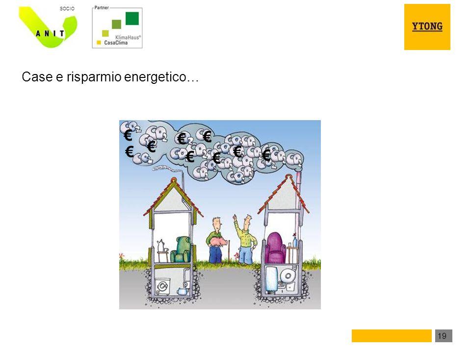 19 SOCIO Case e risparmio energetico…