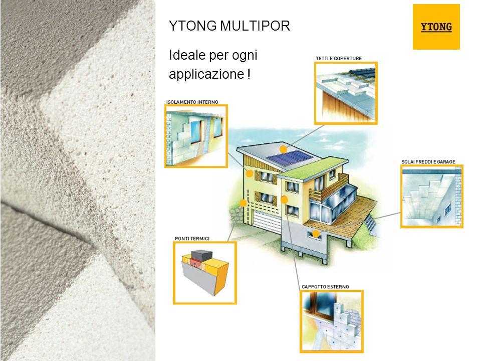 28 SOCIO YTONG MULTIPOR Ideale per ogni applicazione !