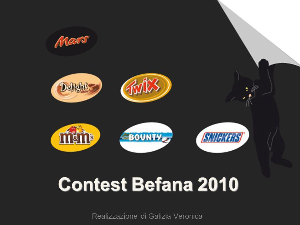 Contest Befana 2010 Realizzazione di Galizia Veronica