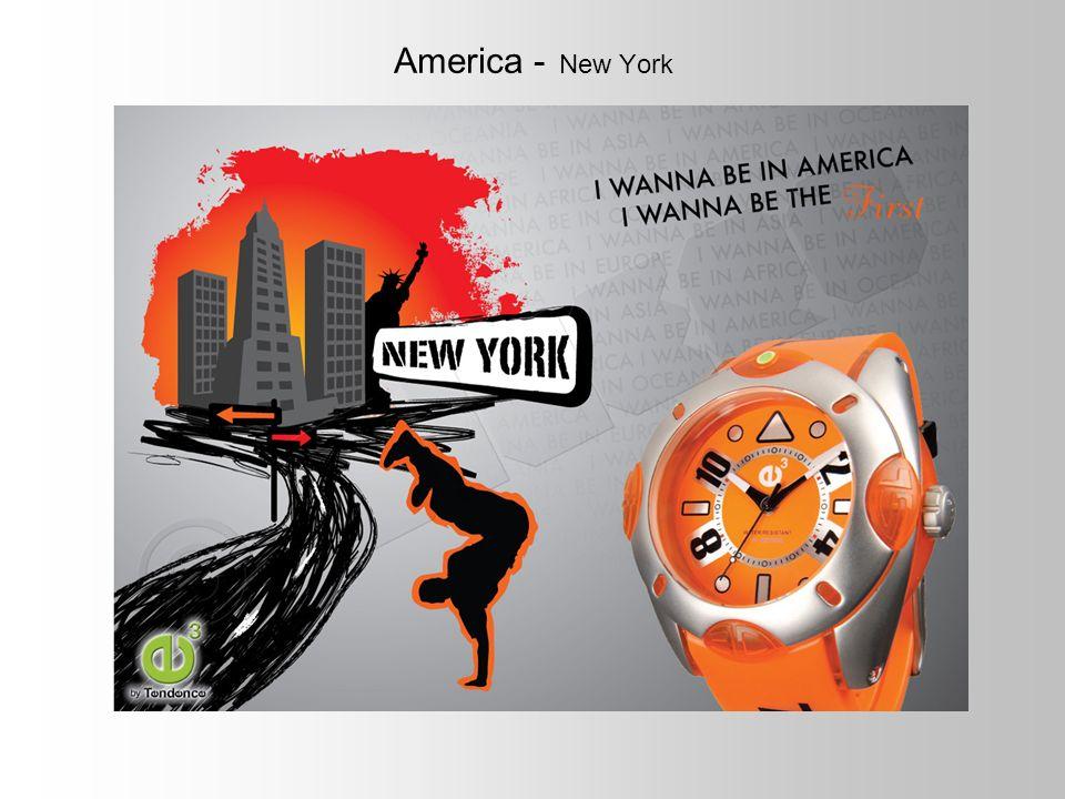America - New York