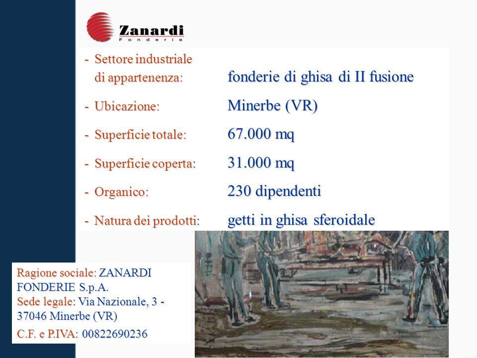La storia Zanardi, dal 1931